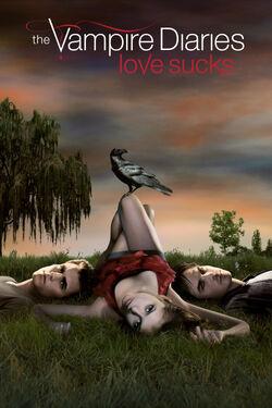 The Vampire Diaries Locandina