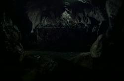 Silas nella tomba