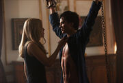Rebekah e damon s3 13