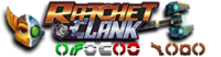 Wiki-wordmark Ratchet Clank