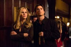 Damon e Rebekah