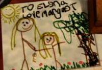 Margaret's drawing