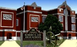 Robert E. Lee High School