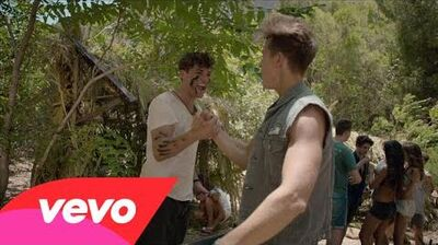 The Vamps - Oh Cecilia (Breaking My Heart) ft