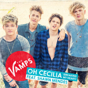 The-Vamps-and-Shawn-Mendes-Oh-Cecilia-Single-Cover