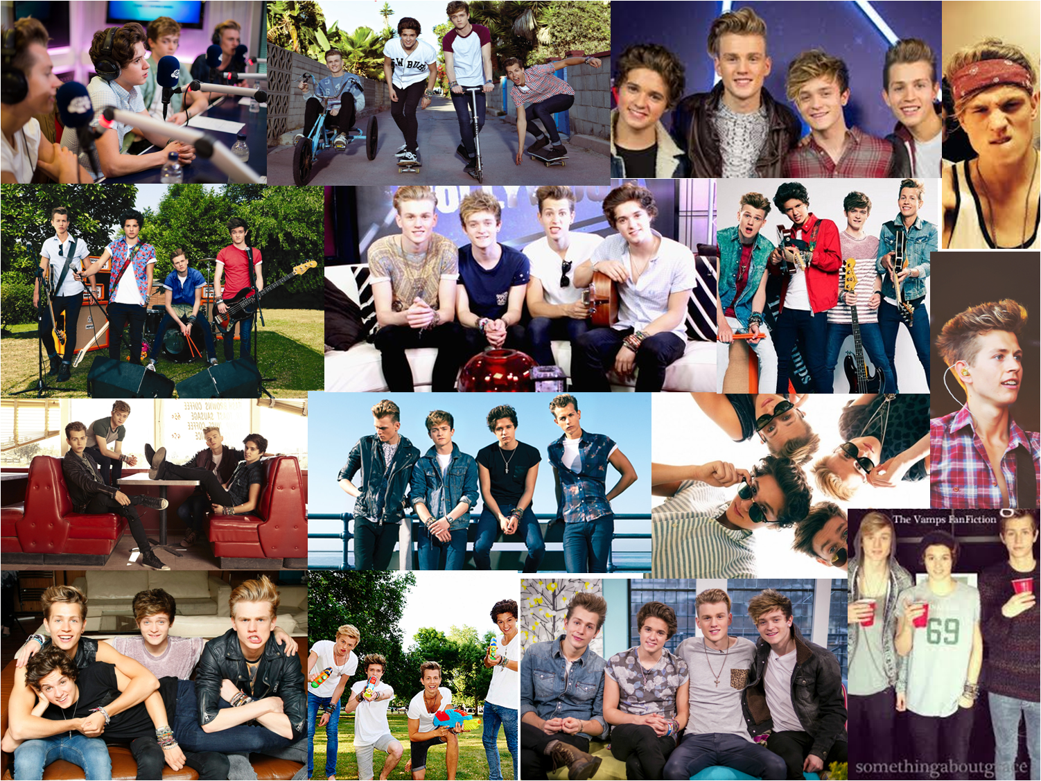 TheVampsPhotos