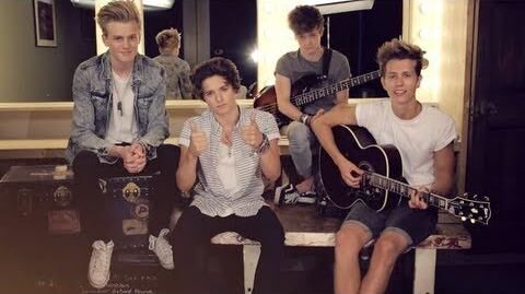 Miley Cyrus - We Can't Stop (Cover By The Vamps)
