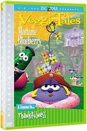 Veggietales dvd blueberry