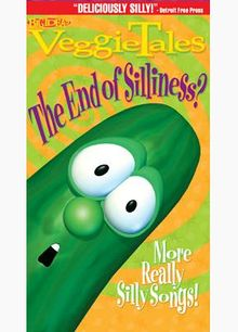 Veggietales dvd end