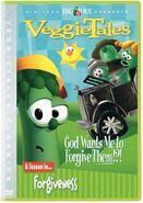 Veggietales dvd forgive