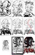Joe Quesada Creating Venom Vol 2 -1
