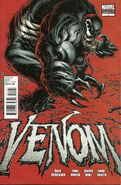 Venom Vol 2 -1 2nd Print Variant
