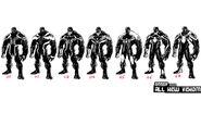 Valerio Schiti All New Venom Alternate Designs
