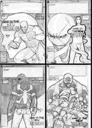 Paulo Siqueira Venom Vol 2 -1 Variant Test Covers