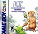E.T. The Extra-Terrestrial And The Cosmic Garden