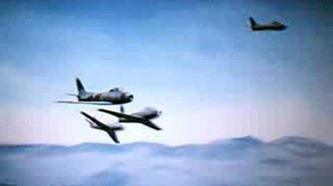 Sabre Ace: Conflict Over Korea