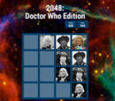 2048:Doctor Who Edition