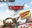 Disney/Pixar Cars: Radiator Springs Adventures