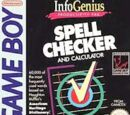 Spell Checker and Calculator