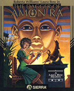 The Dagger of Amon Ra Coverart