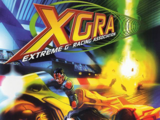 XGRA: Extreme G-Racing Association
