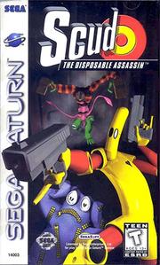 Scud - The Disposable Assassin Coverart