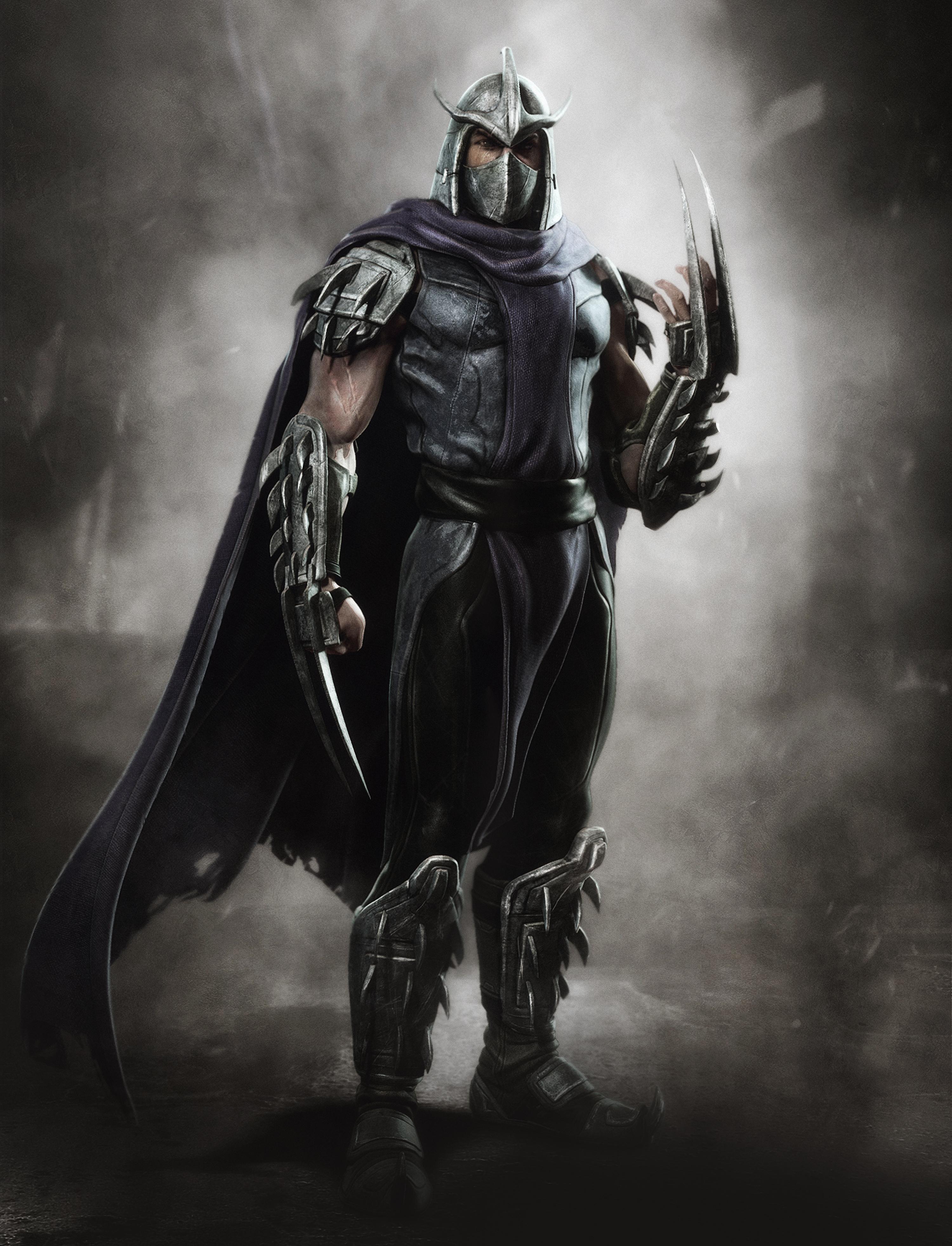 Shredder Villains Wiki Fandom