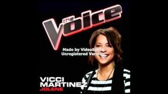 Vicci Martinez- Jolene