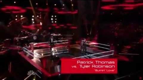 Patrick Thomas vs