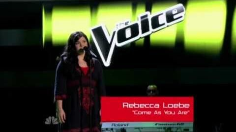 Rebecca Loebe- Come as You Are