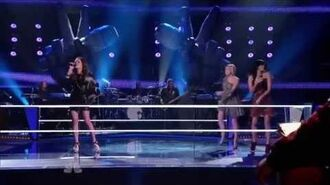 Kelsey Rey vs. The Thompson Sisters- Unwritten