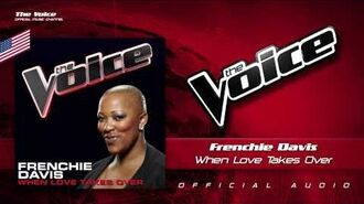 Frenchie Davis- When Love Takes Over