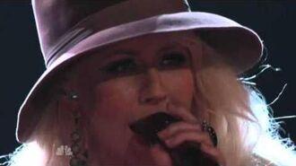 Beverly McClellan and Christina Aguilera- Beautiful