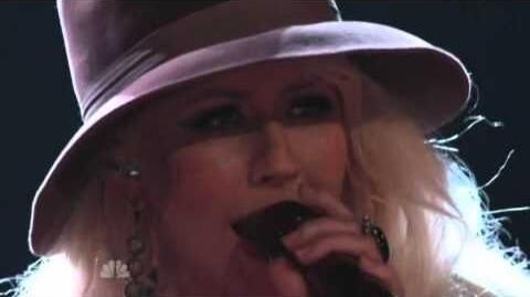 Beverly McClellan and Christina Aguilera- Beautiful