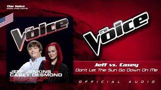 Jeff Jenkins vs. Casey Desmond- Don't Let the Sun Go Down on Me