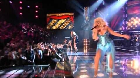 Team Christina- Lady Marmalade