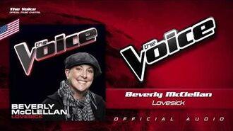 Beverly McClellan- Lovesick