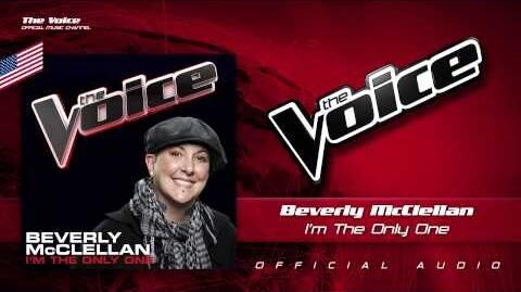 """Beverly McClellan - """"I'm the Only One"""""""