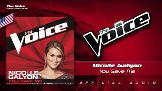 "Nicolle Galyon - ""You Save Me"""