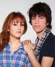 Julien et Pauline Thisse