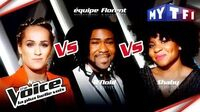 Kap's VS R'Nold VS Shaby The Voice France 2017 Epreuve Ultime