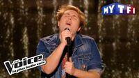 Bulle - «Quand j'étais chanteur» (Michel Delpech) The Voice France 2017 Blind Audition
