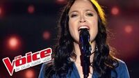 Hozier – Take Me to Church Candice Parise The Voice 2017 Blind Audition