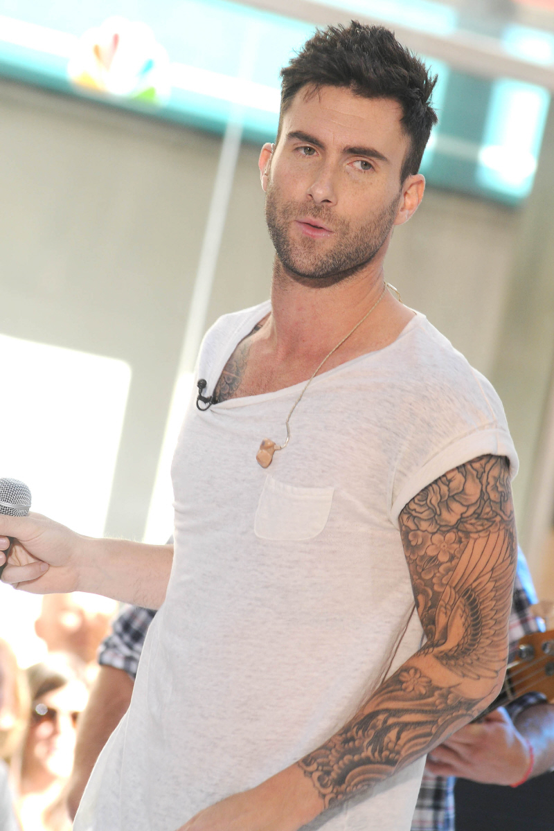 Adam levine the voice wiki fandom powered by wikia nvjuhfo Images