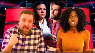 The Voice Top 8 Did Adam Levine THROW DeAndre Nico Under The Bus For Reagan Strange?