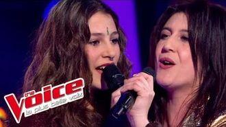 Sarah & Liza – Les uns contre les autres (Starmania)-0