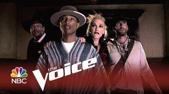 The Voice 2014 - Season 7 The Standoff (Sneak Peek)