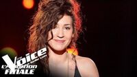 Francis Cabrel (La Corrida) Alienor The Voice France 2018 Auditions Finales