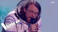 Radiohead - No Surprises Guillaume The Voice 2018 Lives