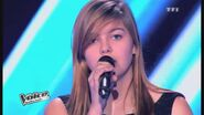 Louane Emera Audition